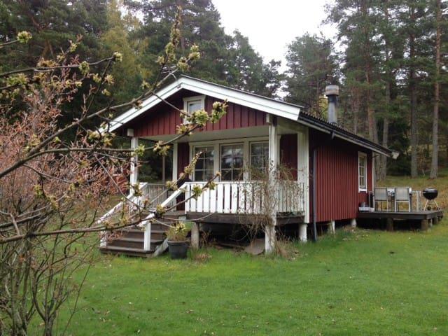 Archipelago in Stockholm - Runmarö - Maison