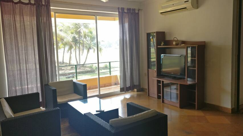 D1 2BHK Elegant apartment @ Varca - Varca - Apartemen