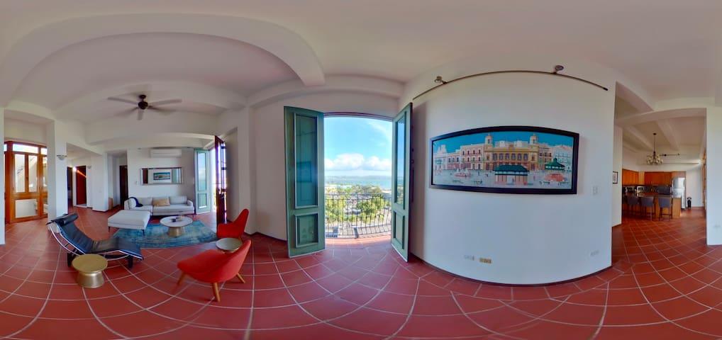Historic Old San Juan PH With Breathtaking Views