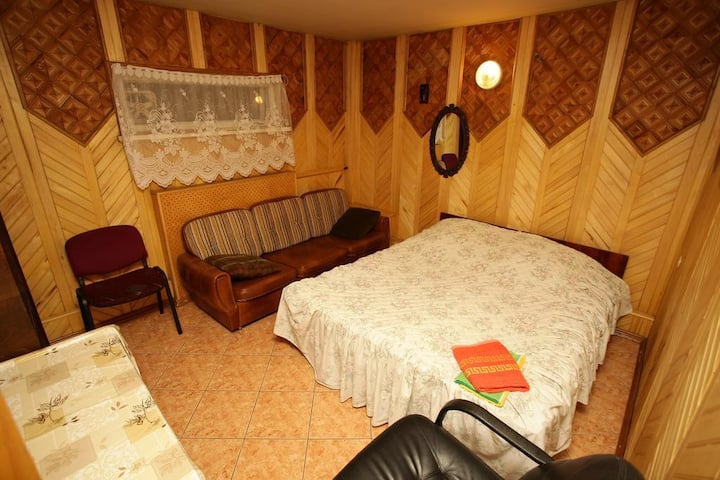 Small Cosy Private Room For 2 Guests in Villa
