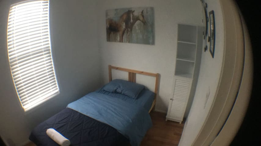 G2© Somerville,Cozy  room, clean,next to T - Somerville - Wohnung