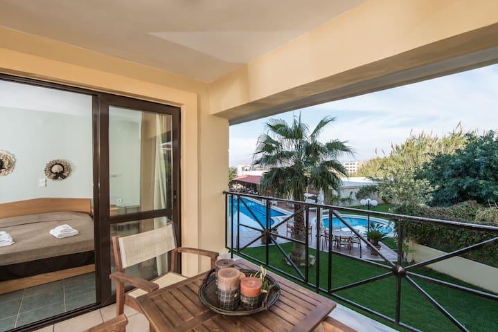 Mirtilos apartment 1 bedroom - Kissamos - Bed & Breakfast