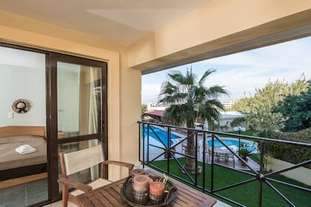 Mirtilos apartment 1 bedroom - คิสซามอส