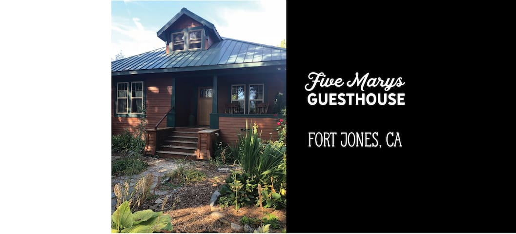Five Marys Guesthouse