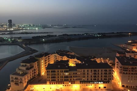 A pvt room with a magnificent view - Doha - Apartment