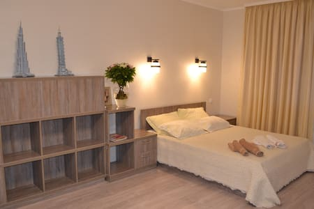 Spacious Apartment 10 min to City Centre by Metro - Lejlighed