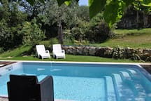 Belle villa indépendante avec piscine privée