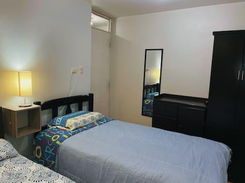 Céntrico apartamento totalmente equipado