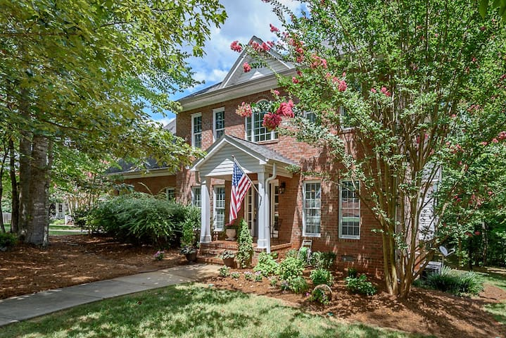 Magnificent Master Suite in Elon Area Brick Home - Gibsonville - House