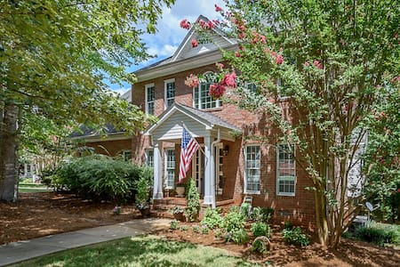 Magnificent Master Suite in Elon Area Brick Home - Gibsonville