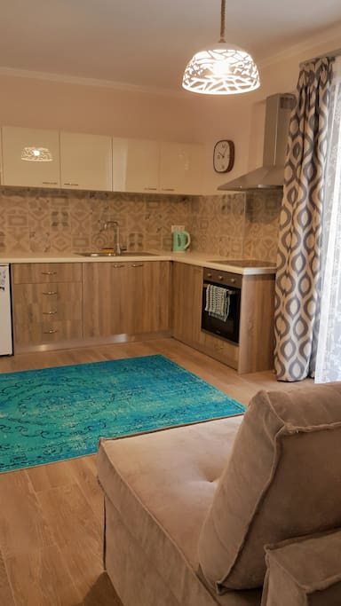Excellent kitchen facilities