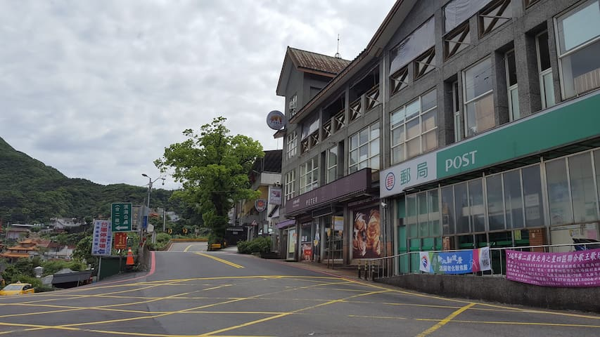 My Story Inn JIUFEN--12 Beds in mixed dormitory2
