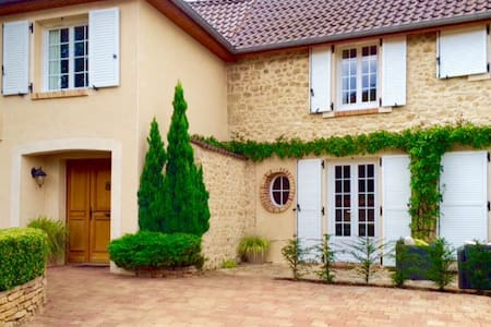 B&B La maison de Manolie - Courcelles-Sapicourt - Bed & Breakfast
