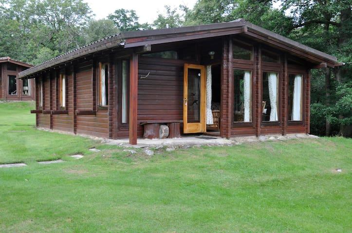 Butterstone Log Cabin
