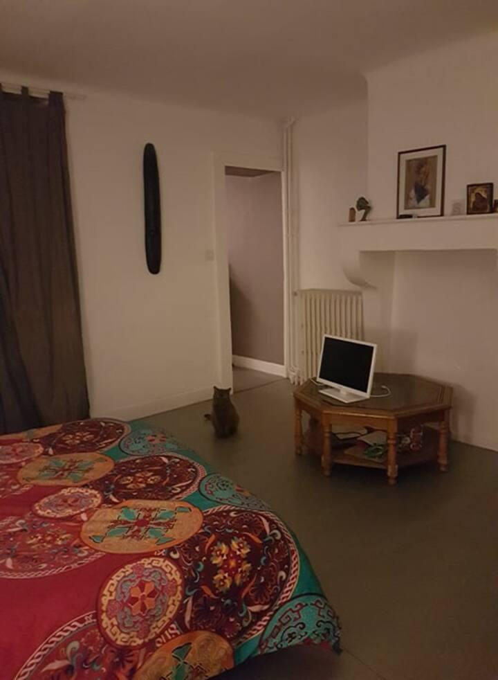 Chambre spacieuse Nouzonville