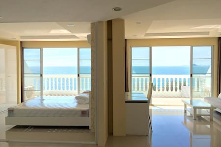 Private Condo on the Beach - Rayong - Wohnung