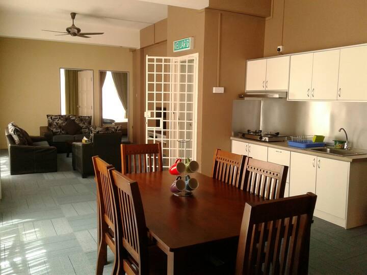 Rumah Tamu Muip Brinchang Apartment 3 Muslim Only