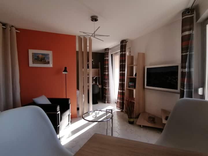 Blagnac : appartement fonctionnel et cosy