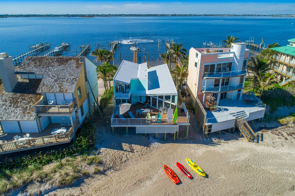 Every B H I P Property Features Complimentary Kayaks Paddleboards Bicycles Snorkel Gear Fishing