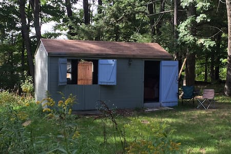 Quiet cabin close to Portland, lakes, coast, hikes - Gorham
