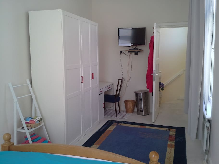 Same Double Bedroom looking the other way