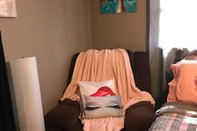 Fun and Vibrant One Bedroom