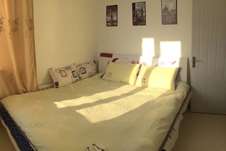 辽阳火车站白塔公园大润发温馨舒适浪漫满屋家庭公寓房(恒力新城店)