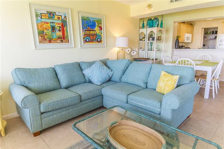 Colony Reef 3302 - St. Augustine - Appartement en résidence