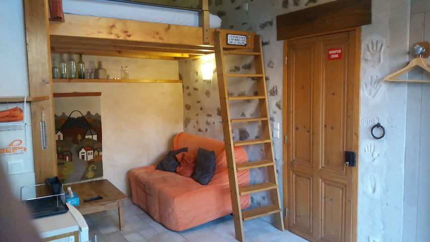 charmant studio centre ville de Saint-étienne
