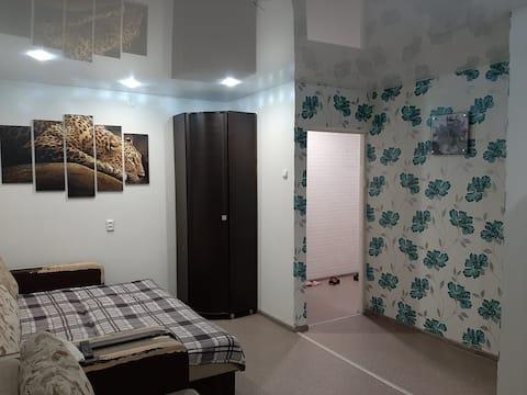 Сдам квартиру в центре города с хорошим ремонтом