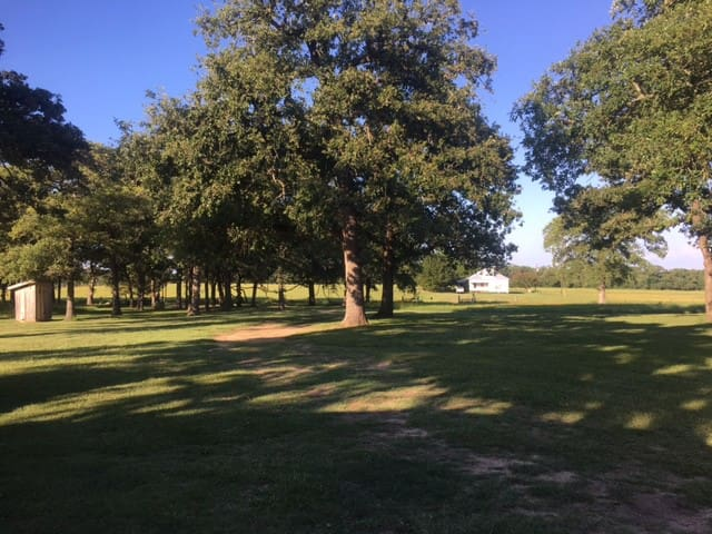 Rodgers Oaks Bed and Brunch! Lexington, Texas
