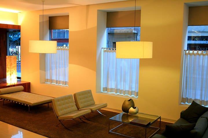 Cozy Room in Downtown CDMX