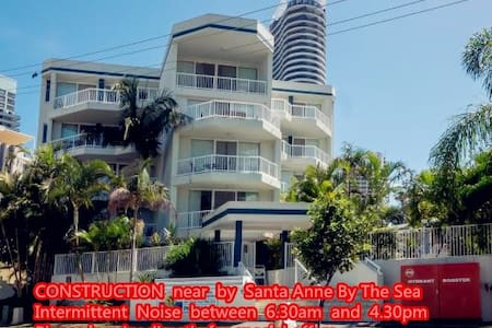 Santa Anne By The Sea Ground Floor Unit