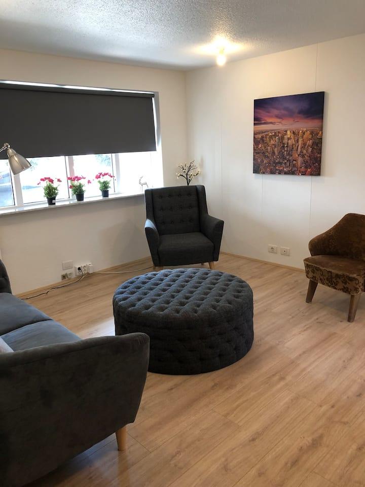Family Apartment in Reykjavik