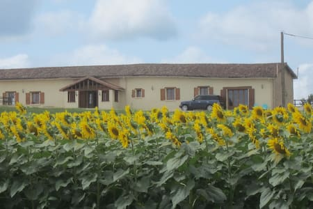 Les Roffies, Chambres d'Hote B&B Charente 16 24 He