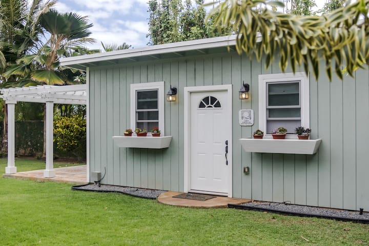 Private Cottage Near the Beach - Kailua - Apartment