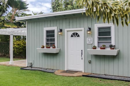Private Cottage Near the Beach - Kailua