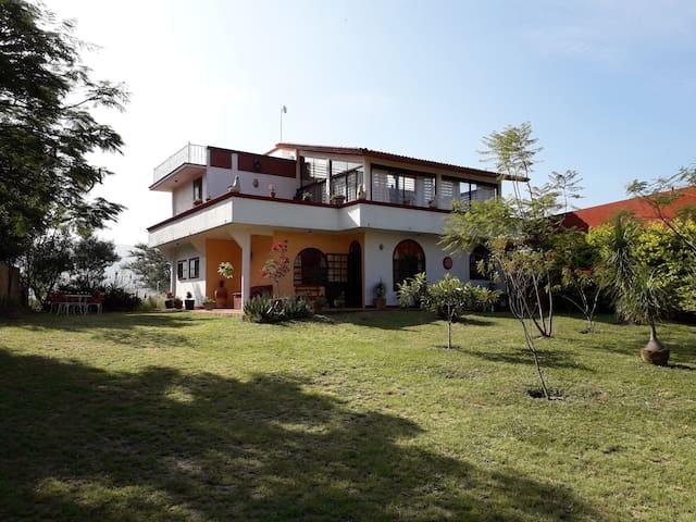 La Casa del Sol, San Pablo Etla, Oaxaca