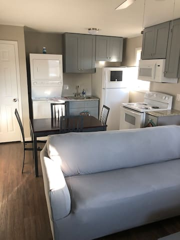 Quiet 1 Bedroom Apt in Downtown Little Rock
