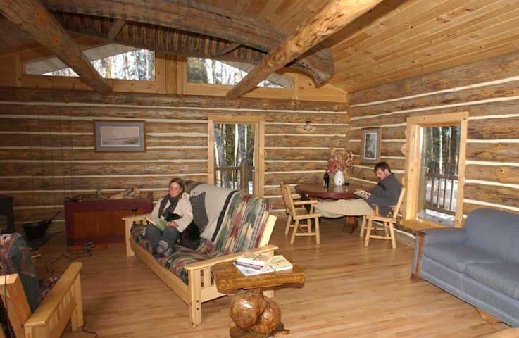Sundew Cabin - Ely - Blockhütte