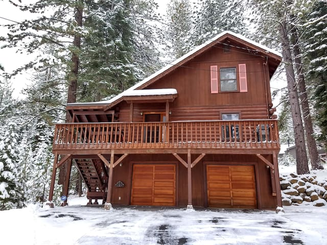 Truckee mountain home - 2 twin bedroom, guest bath