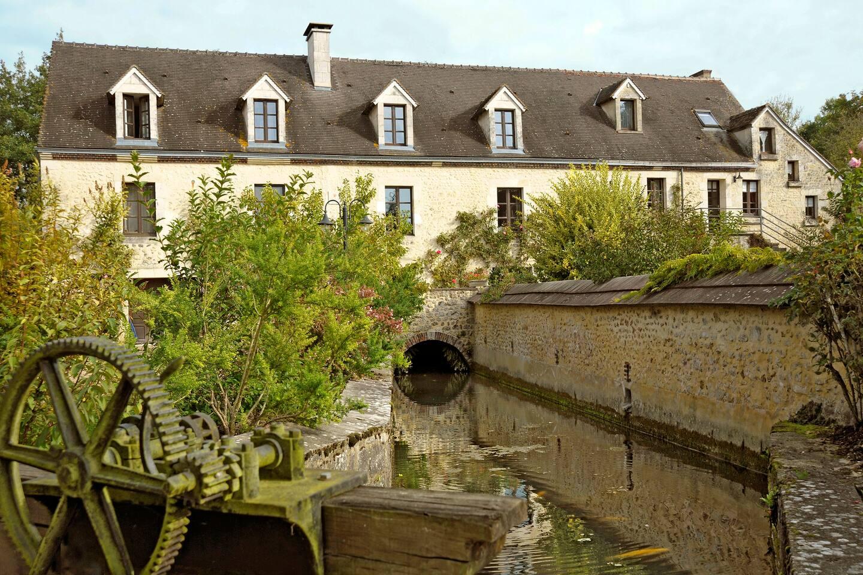Entrée du Moulin de Gémages