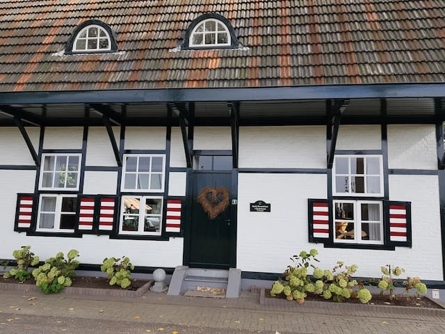 Monumentaal gelegen B&B 't Jachthoes
