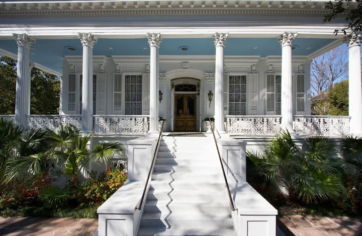 Historic Lower Garden District Mansion: Room 1