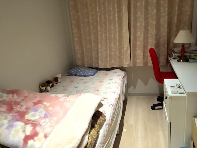 Cozy room / Nice location near central Tokyo - Suginami - บ้าน