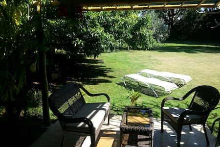 Relaxing 1 bedroom apartment on golf course - Princeville - Lakás