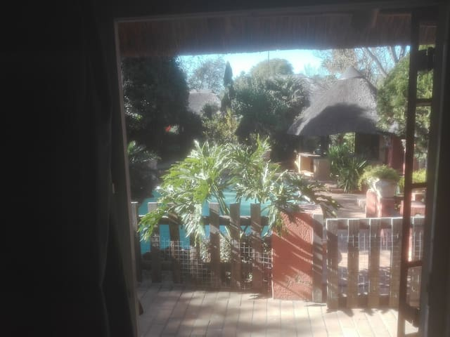 Tranquility on your doorstep with private garden and patio