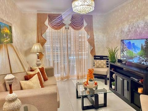 ❤️Cozy-fully furnished-APT Santiago 5-min✈️ 🛩🏊♂️🌆 📶🇩🇴 ❄️