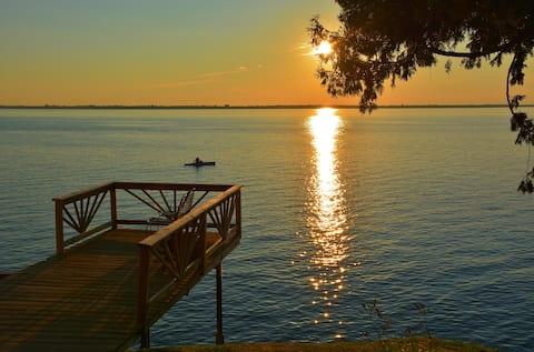 Lake Champlain Waterfront Apartment Rental