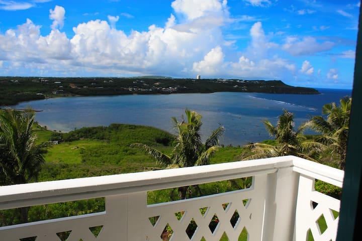 PANORAMIC OCEAN VIEW 2 BEDROOM APARTMENTS - Santa Rita - Daire